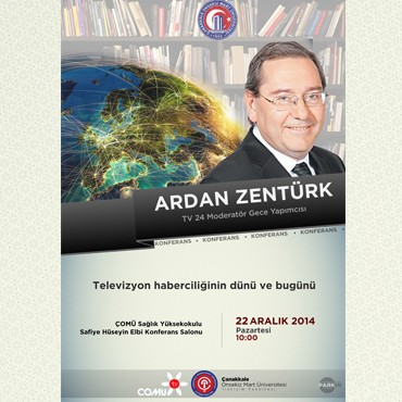 ARDAN ZENTÜRK / AFİS