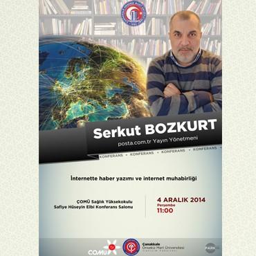 SERKUT BOZKURT / AFİS
