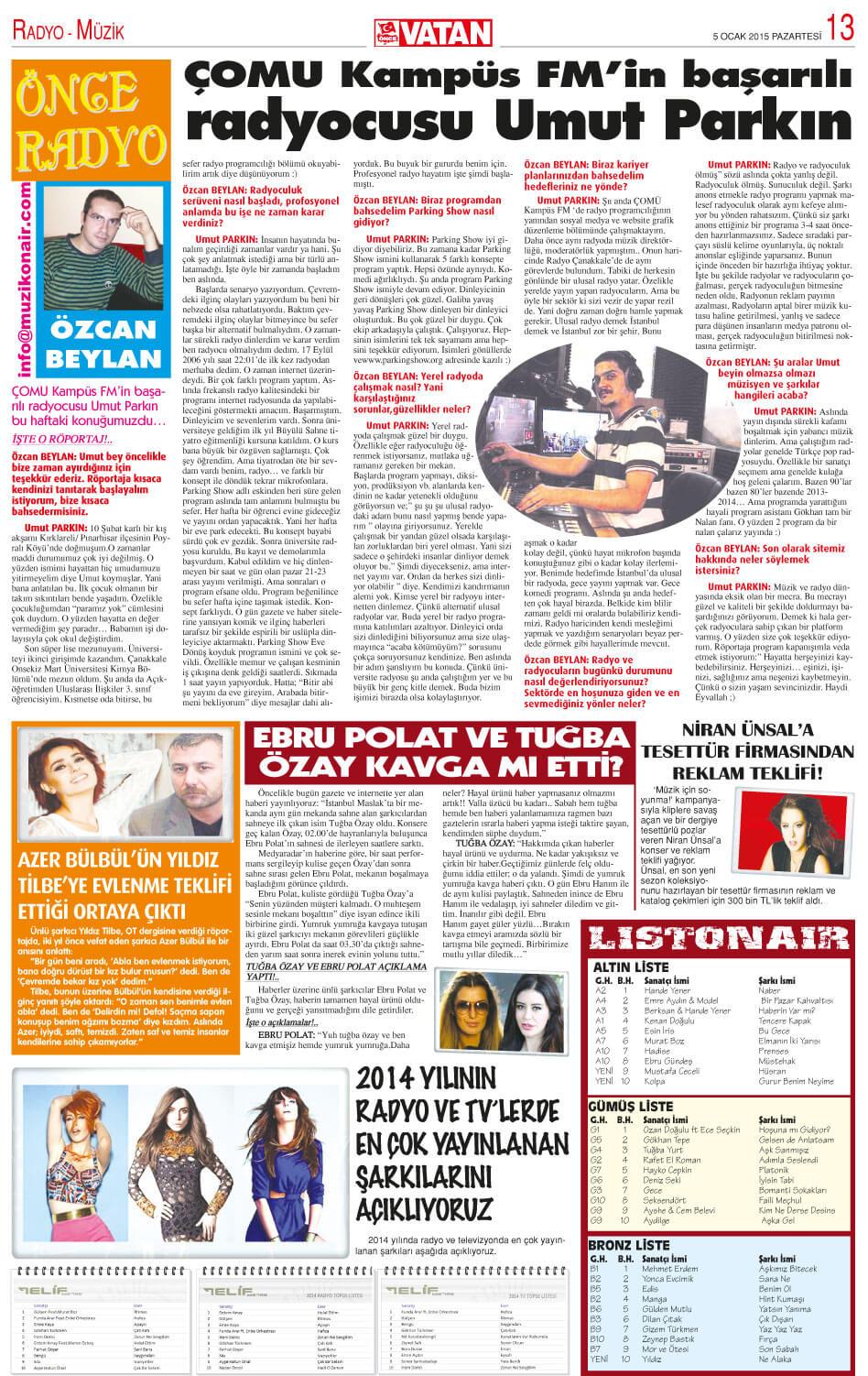 once-radyo-5-ocak-2015-muzikonair