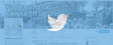 Kampüs FM / Twitter