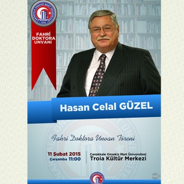 HASAN CELAL GÜZEL / AFİS