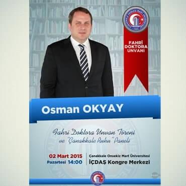 OSMAN OKYAY / AFİS