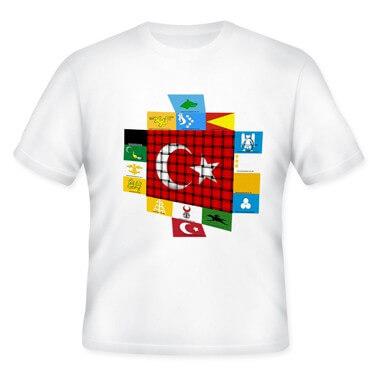 Türk Devletleri / T-Shirt