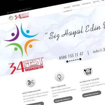 34 Fest Organizasyon
